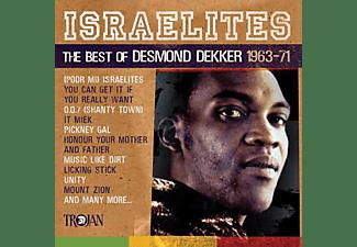 Desmond Dekker - Israelites/Best Of Dekker 63-7  - (CD)