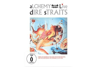 Dire Straits - Dire Straits Alchemy (20th Anniversary Edition) [Blu-Ray] [CD]