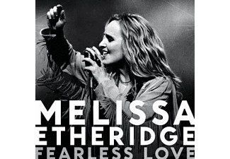 Melissa Etheridge - FEARLESS LOVE [CD]