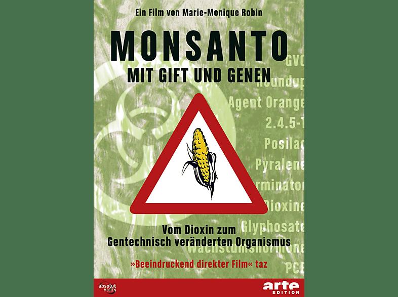MONSANTO - MIT GIFT UND GENEN [DVD]