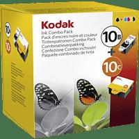 KODAK 10B+10C Tintenpatrone Combo-Pack, mehrfarbig