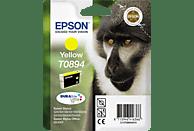 EPSON Original Tintenpatrone Gelb (C13T08944011)