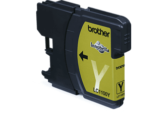 BROTHER LC1100Y - Cartuccia di inchiostro (Giallo)