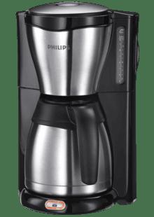 kaffebryggare med termoskanna