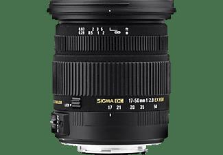 Objetivo - Sigma 17-50 mm f/2,8 DC OS HS Canon
