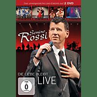 Semino Rossi - Die Liebe Bleibt (Live) [DVD]
