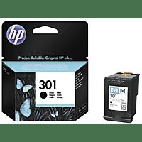 HP 301 Tintenpatrone, Schwarz