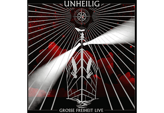 Unheilig - GROSSE FREIHEIT LIVE (SPECIAL EDITION)  - (CD)