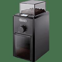 DELONGHI KG 79 Kaffeemühle Schwarz (110 Watt, Scheibenmahlwerk)