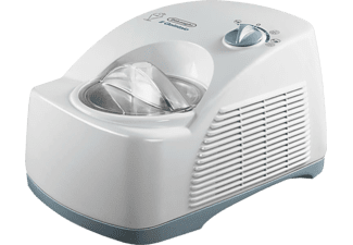 DELONGHI ICK 5000 Eismaschine (230 Watt, Weiß)