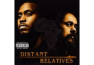 "Nas + Marley, Damian ""jr.Gong"" - DISTANT RELATIVES [CD]"