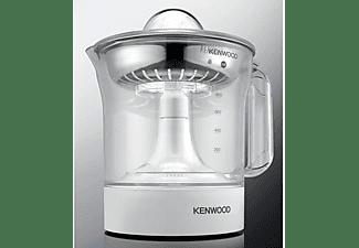 Exprimidor - Kenwood JE290 Potencia de 60W, Depósito de 1L, Estética en color blanco