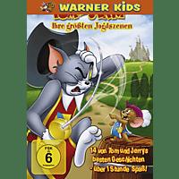 TOM & JERRY - IHRE GRÖSSTEN JAGDSZENEN 3 [DVD]