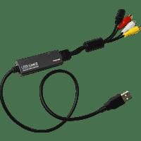 HAUPPAUGE WinTV USB Live2 Grabber USB Video Grabber, Grau