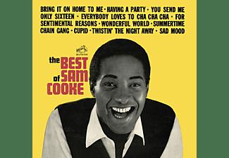 Sam Sam, Sam Cooke - BEST OF SAM COOKE  - (CD)