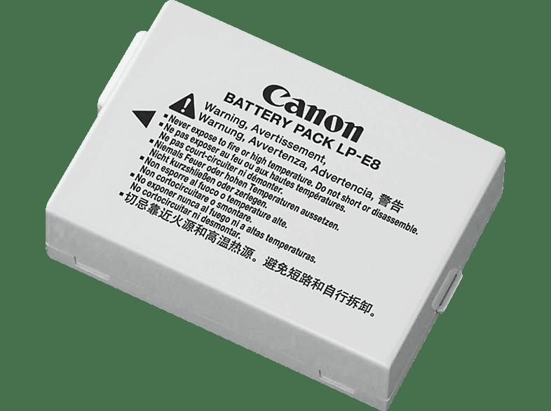 CANON LP-E8 Akku Canon , Li-Ion, 7.2 Volt, 1120 mAh