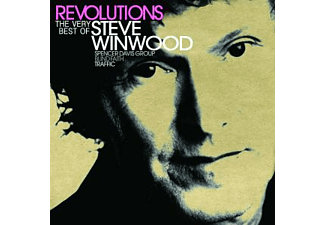 Steve Winwood - REVOLUTIONS - THE VERY BEST OF  - (CD)