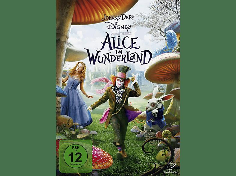 Alice im Wunderland [DVD]