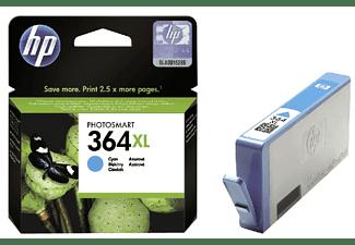 HP Druckerpatrone CB323EE NR.364 XL CYAN