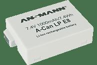 ANSMANN 5044853 A-Can LPE8 Akku Canon , Li-Ion, 7.4 Volt, 1000 mAh