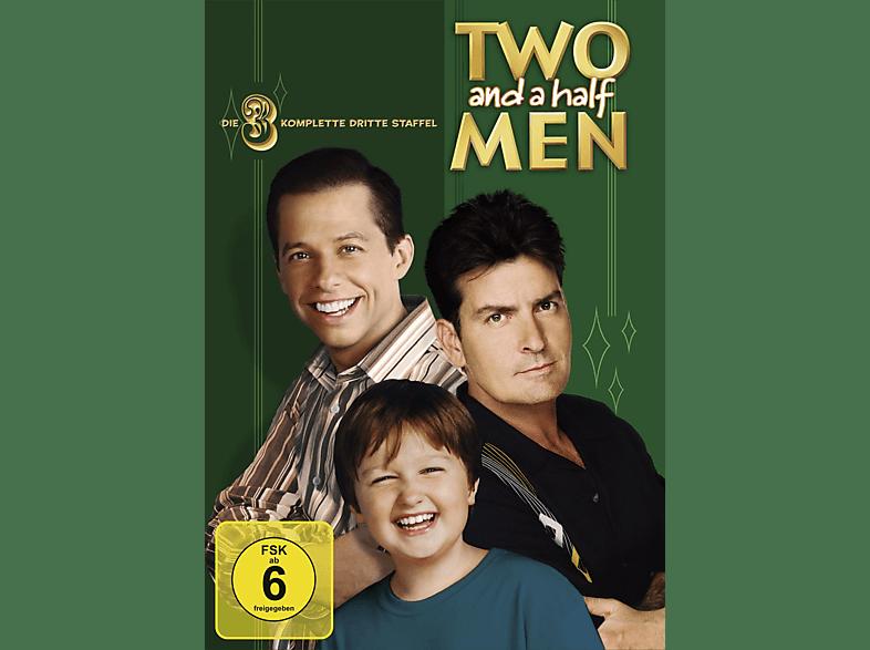 Two and a Half Men: Mein cooler Onkel Charlie - Staffel 3 [DVD]