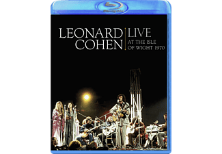 Leonard Cohen - Leonard Cohen Live at the Isle of Wight 1970 (Blu-ray)