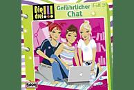 Die drei !!! 03: Gefährlicher Chat - (CD)