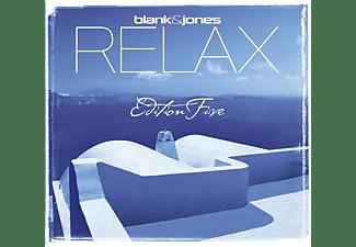 The Jones - Relax Edition Five  - (CD)