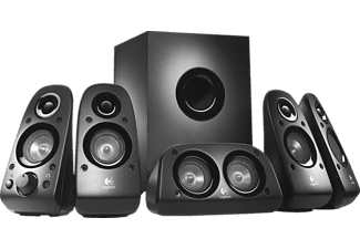 LOGITECH Surround Sound Speakers Z506 - Enceinte pour PC (Noir)