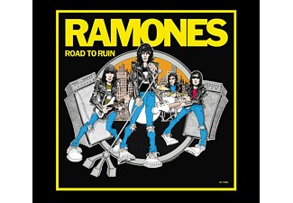 Ramones - Road To Ruin(Expanded & Remastered)  - (CD)
