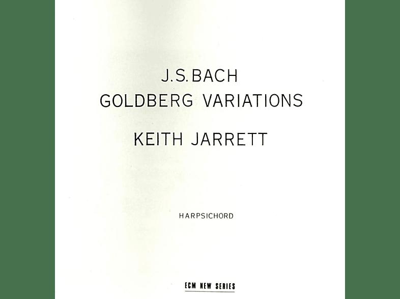 Keith Jarrett - Goldberg-Variationen [CD]