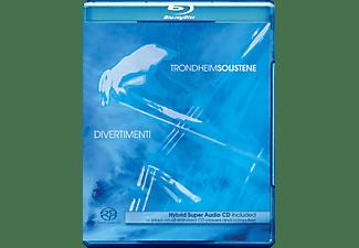 Trondheimsolistene - DIVERTIMENTI  - (Blu-ray Audio)
