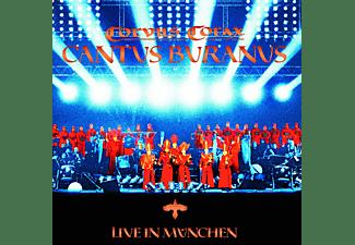Corvus Corax - Cantus Buranus-Live In München  - (CD)