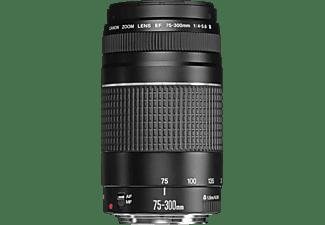CANON EF III 75 mm - 300 mm f/4-5.6 EF (Objektiv für Canon EF-Mount, Schwarz)
