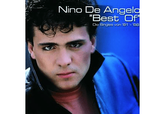 Nino De Angelo - BEST OF - DIE SINGLES VON 81- 88  - (CD)