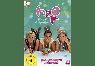 H2O - Plötzlich Meerjungfrau - Staffel 2 [DVD]