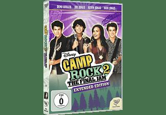 Camp Rock 2: The Final Jam DVD