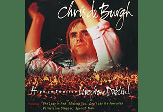 Chris de Burgh - HIGH ON EMOTION  - (CD)