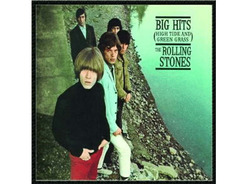 The Rolling Stones - BIG HITS (HIGH TIDE AND GREEN GRASS) [CD]
