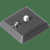 CULLMANN 40470  Schnellkupplungsplatte, Schwarz