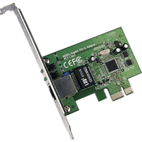 PCI-Adapterkarte TP-LINK Gigabit-PCI-Express 1