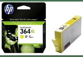 HP Druckerpatrone CB325EE NR.364 XL GELB