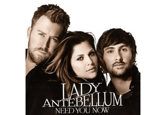 Lady Antebellum - Need You Now [CD]
