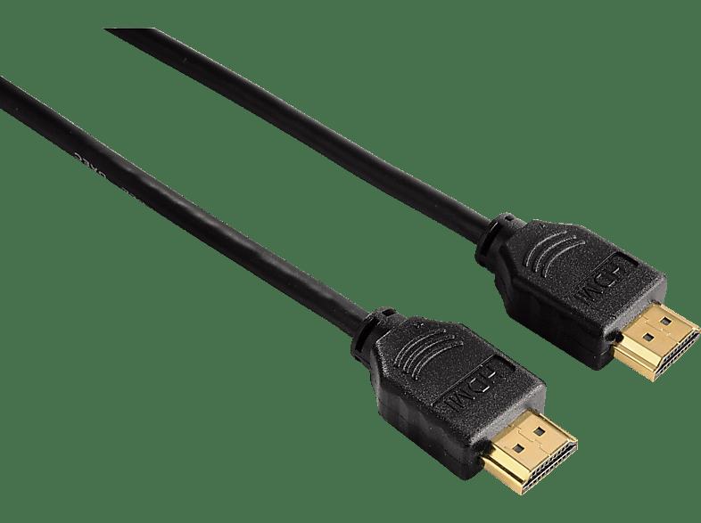 HAMA Câble HDMI avec ethernet 1.5 m Or (11964)