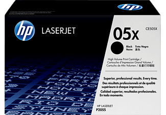 HP Toner CE505X Black