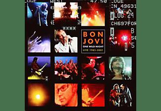 Bon Jovi - ONE WILD NIGHT  - (CD)