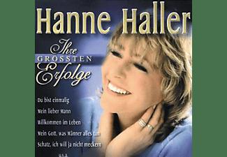 Hanne Haller - IHRE GRÖSSTEN ERFOLGE  - (CD)