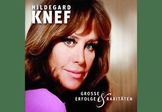 Hildegard Knef - GROSSE ERFOLGE UND RARITÄTEN  - (CD)