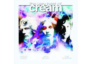 Cream - THE VERY BEST OF CREAM  - (CD)