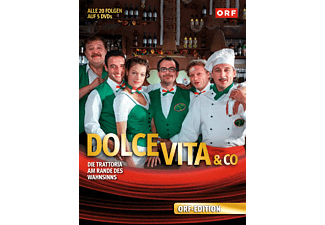 DOLCE VITA & CO [DVD]